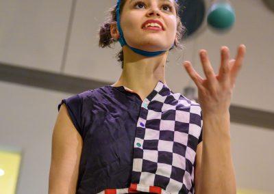 Alex Energie, bewoners event, bewoners bijeenkomst, Techniek College, Circus Rotjeknor, Rotterdam Prins Alexander