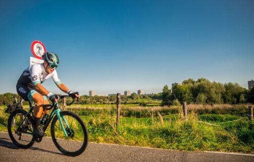 Alex Energie, Rotterdam Prins Alexander, Nesselande, Rotte, wielrenner, Energietransitie
