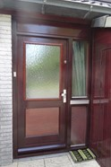 AE warmtescan warmtebeeldcamera infrarood isolatie buiten voordeur eindresultaat